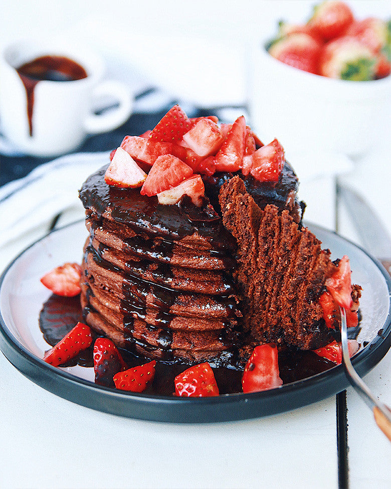 Chocolate Pancakes