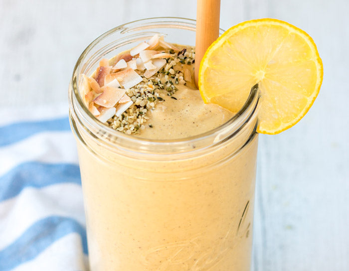 Mango Breakfast Smoothie