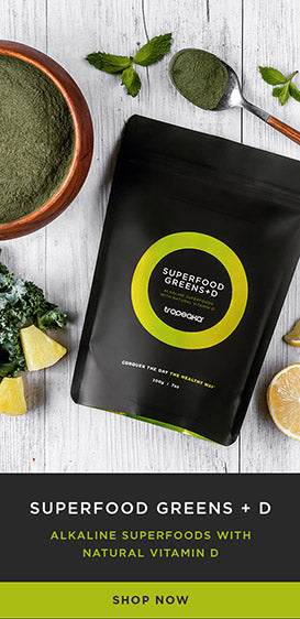 Superfood Greens + D