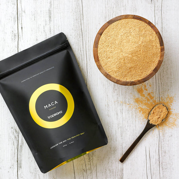 Tropeaka Maca Powder For Boosting Endurance And Stamina