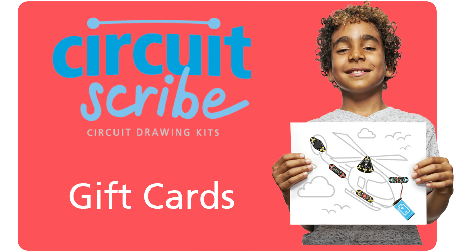 Circuit Scribe Gift Cards!