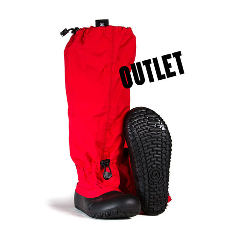 Explorer Outlet - 2T02 - Red - Lightweight Outdoor Boots