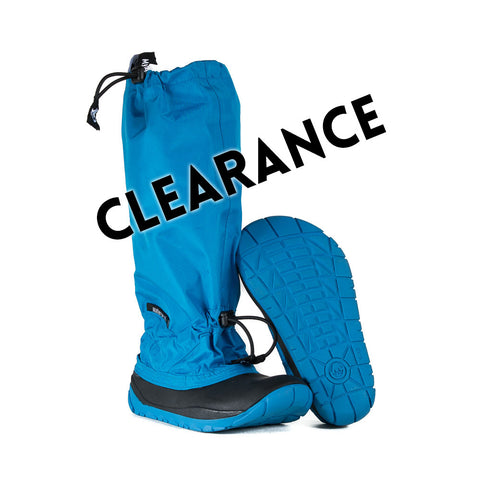 Wanderer - Teal - Lightweight Outdoor Boots (Final Sale)