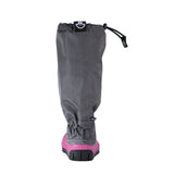 Wanderer - Gray/Pink - Lightweight Outdoor Boots