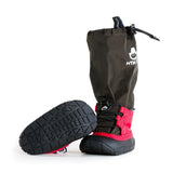 Traveller - Black - Lightweight Outdoor Boots for Super Kids