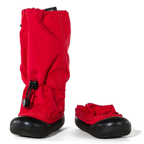 MM - Red -  Lightweight Outdoor Boots (Infant & Toddler)
