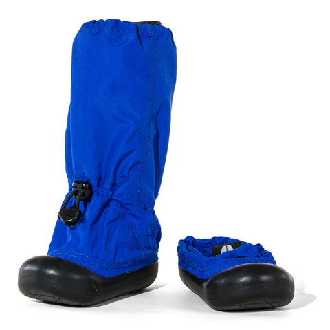 MM - Blue - Lightweight Outdoor Boots (Infant & Toddler)
