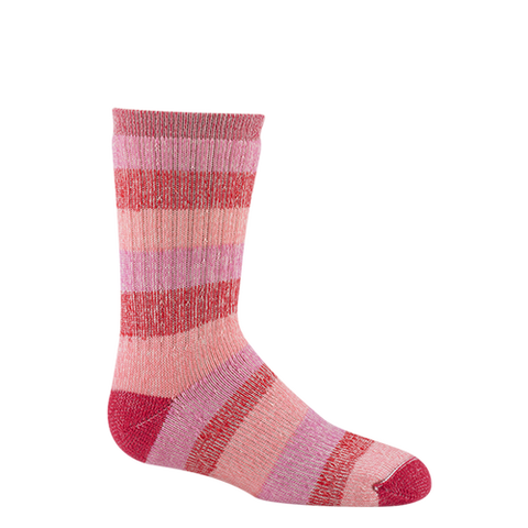 Lil Rascal Socks by WigWam - Rose/Raspberry