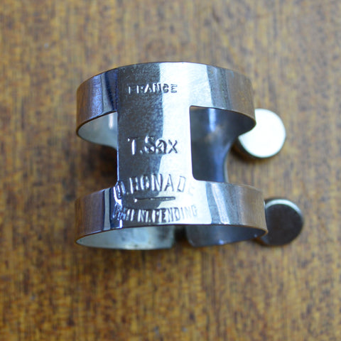 Bonade Tenor Saxophone Ligature [Used]