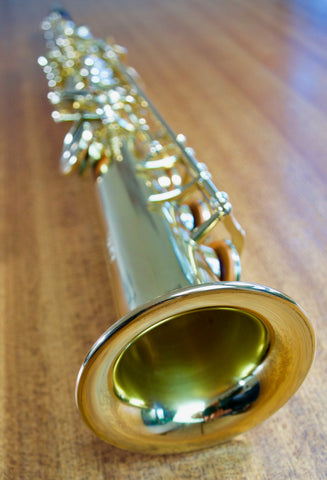 Yamaha YSS475 Soprano Saxophone [As New]