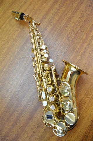 Yanigisawa 991 Curved Soprano Saxophone [Used] As New