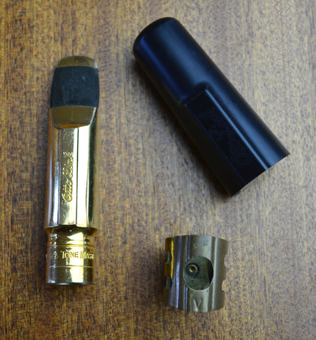 Ottolink No.6 Tenor Saxophone Mouthpiece [Used]