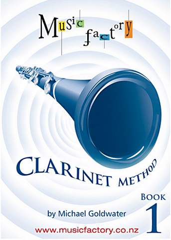 Music Factory Clarinet & Saxophone Methods