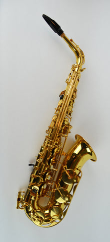 Yamaha YAS 275 Alto Saxophone [Pre-Owned]  - Student Model