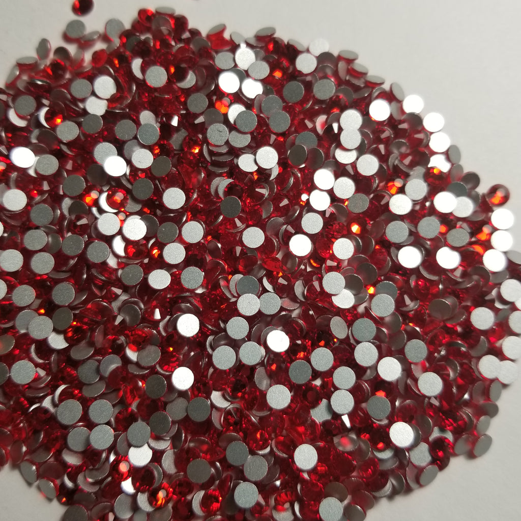 Light Siam ( red ) Crystals
