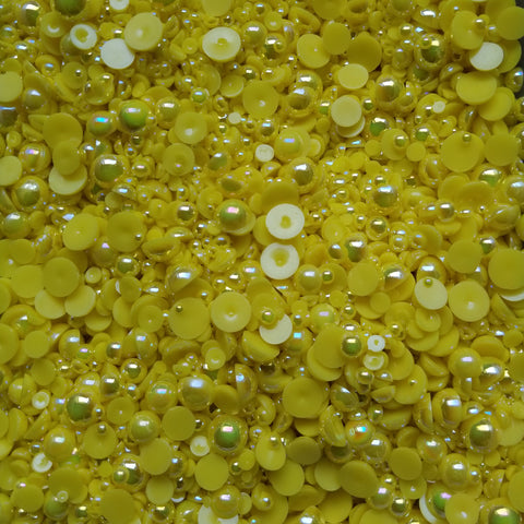 Yellow Ab Pearls