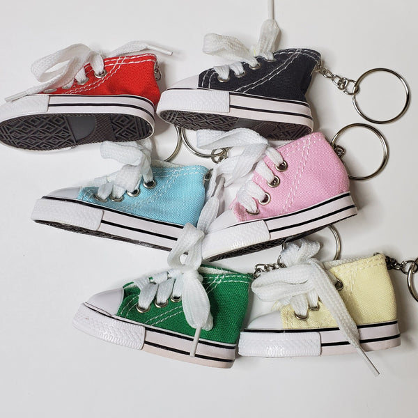 Tennis Shoe Keychain