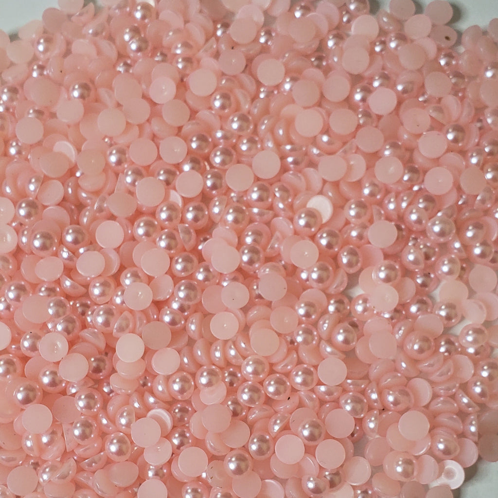 Baby  Pink  Pearls
