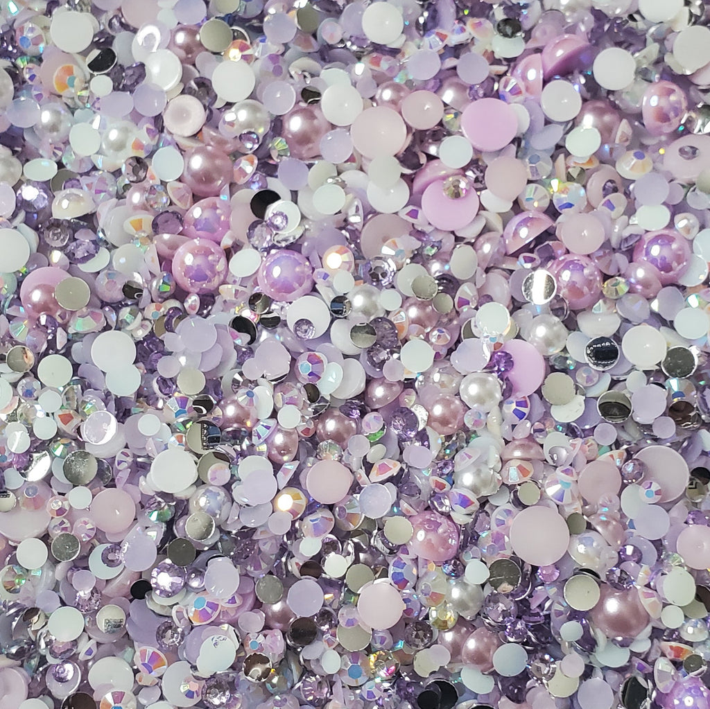 Bling Mix - Lovely Lilac