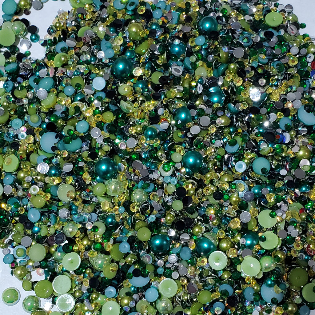 Bling mix - Sea Monster Turquoise