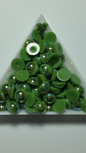 Green Ab Pearls