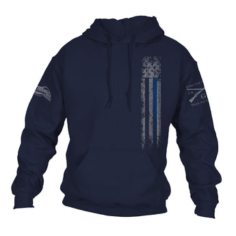 GRUNT STYLE/ BLUE LIVES Hoodie