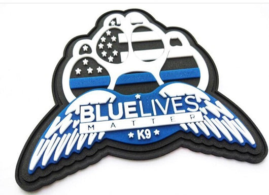 K-9 Patches