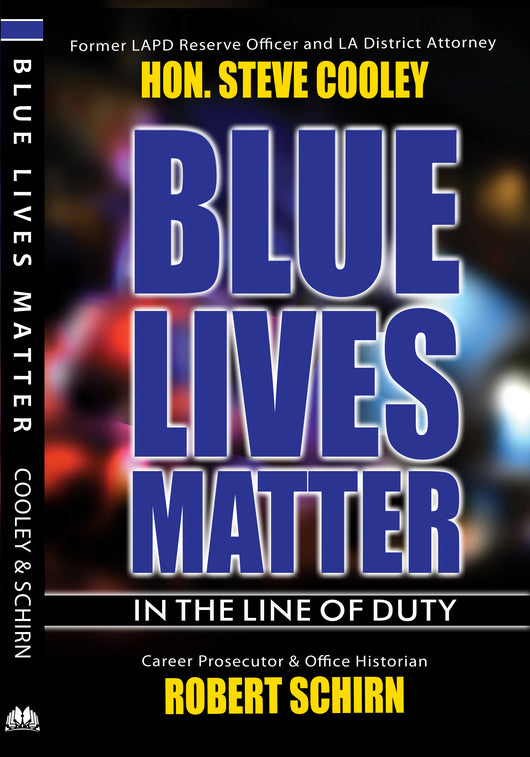 Blue Lives Matter In The Line of Duty