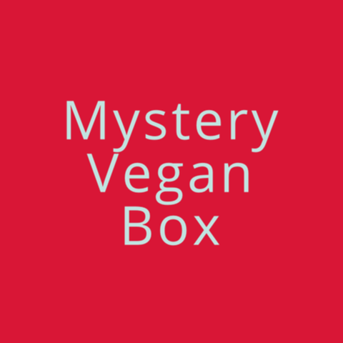 Mystery vegan box