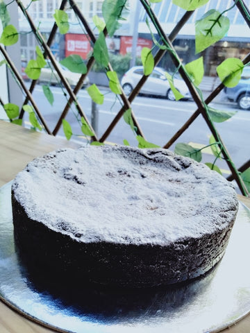 Frozen Whole Brownie cake (1kg) (GF)