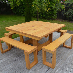 Havelock Outdoor Table Set - FourLeaf  - 1