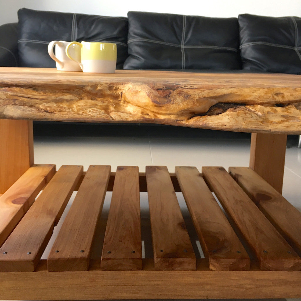 Mac Power Coffee Table - FourLeaf  - 1