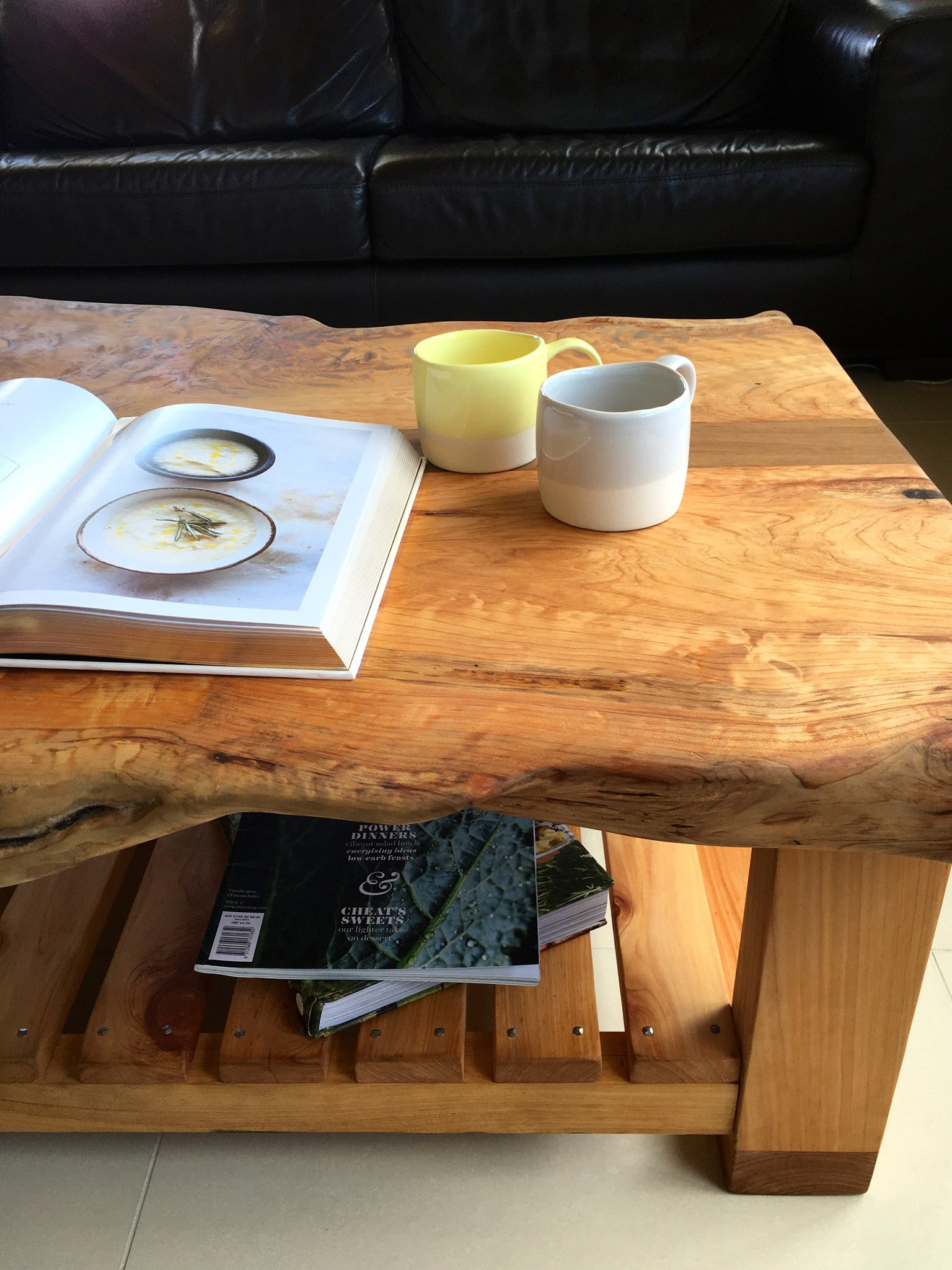 Mac Power Coffee Table - FourLeaf  - 2