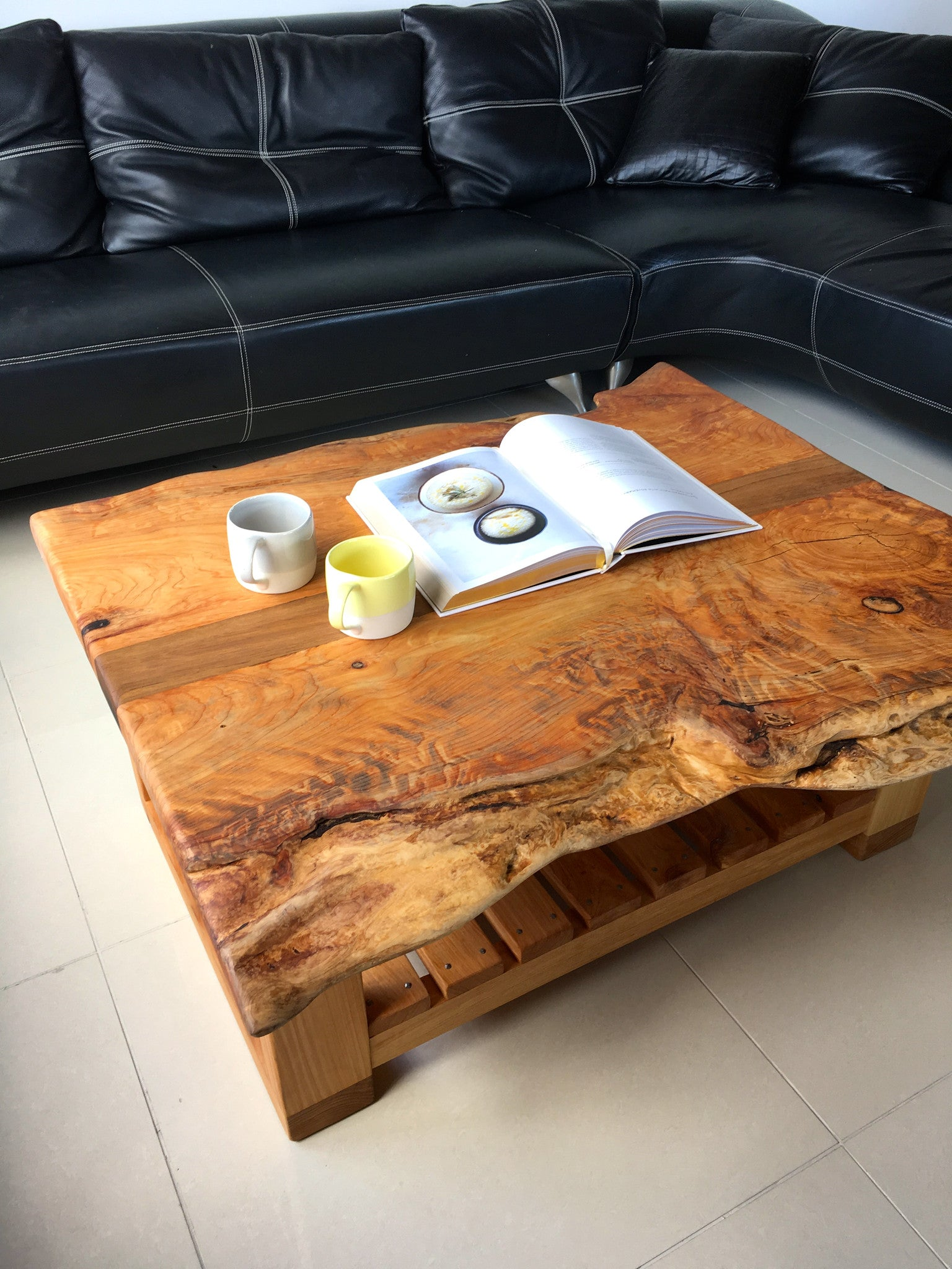 Mac Power Coffee Table - FourLeaf  - 7