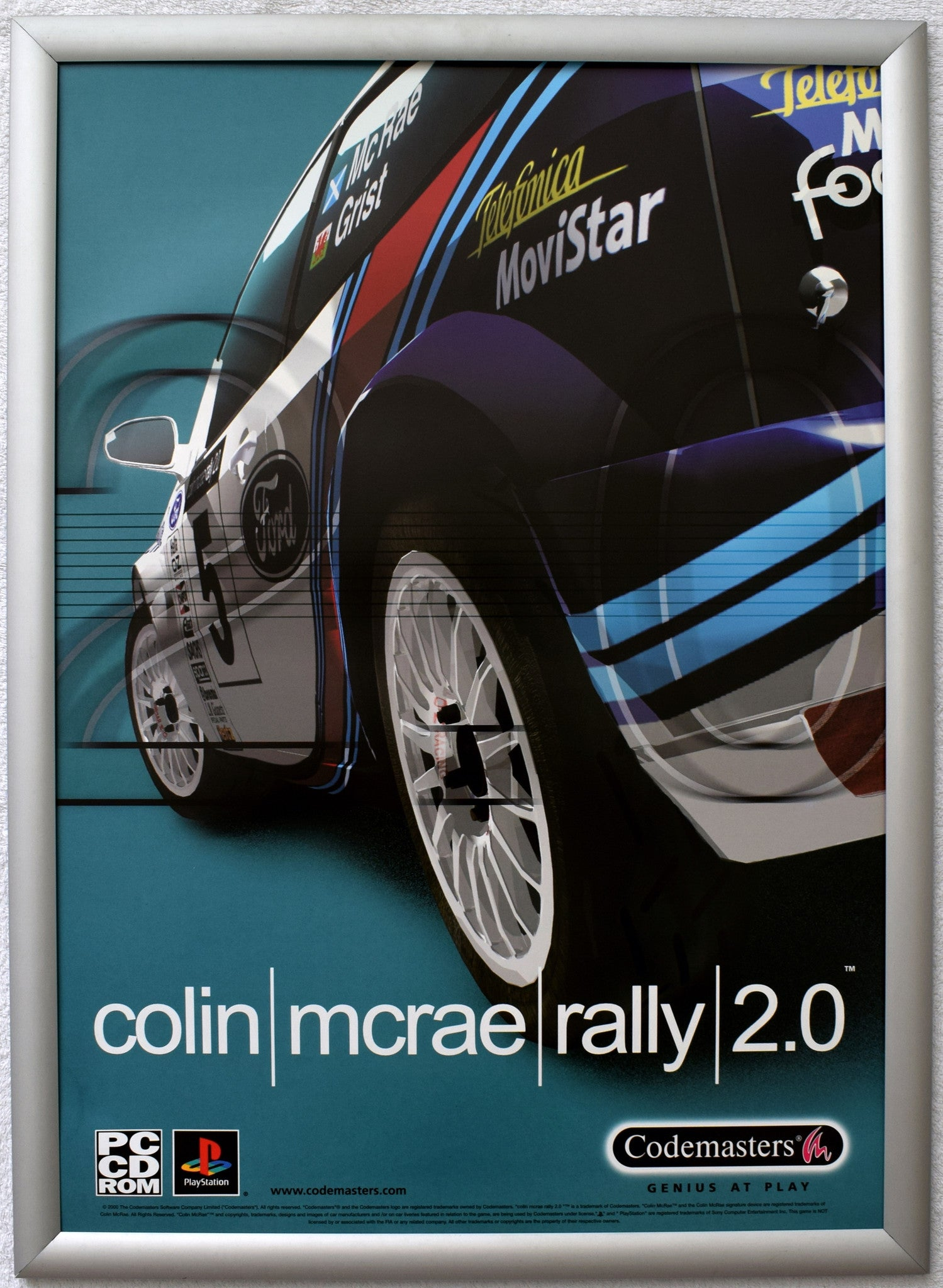 Colin Mcrae Rally Psx Iso Collection - labelspoks