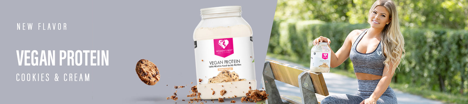 vegan protein launch