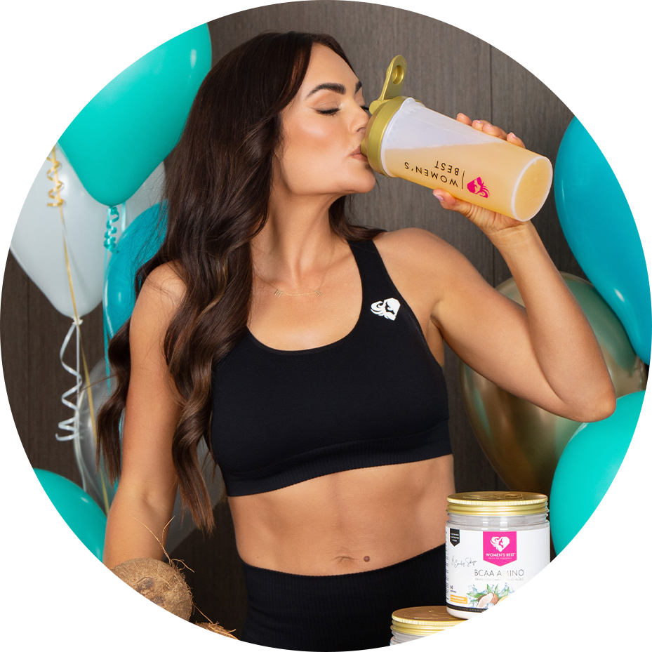 Step 3: Drink & enjoy your BCAA during and/or immediately after workouts.