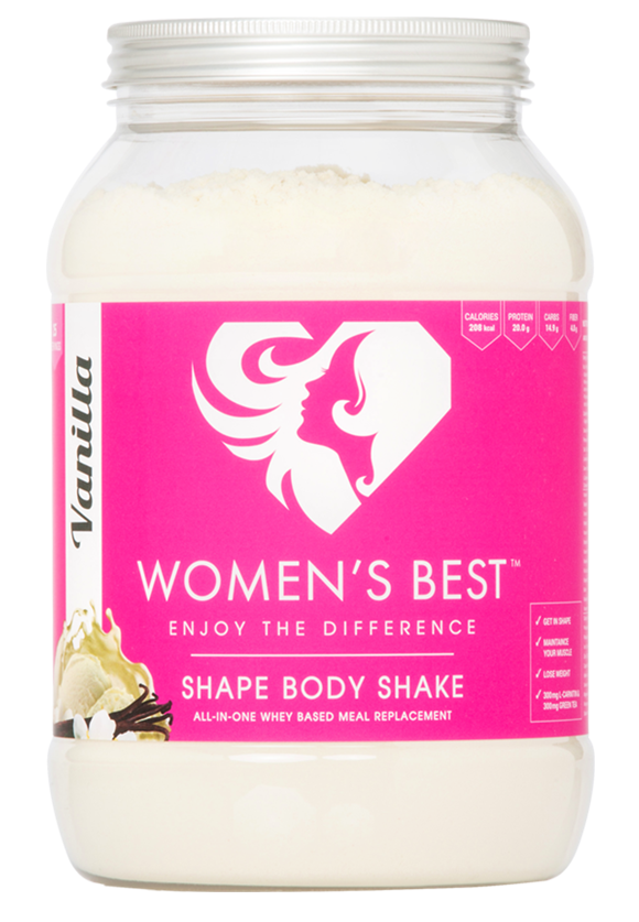 Our Shape Body Shake vs. other manufacturers - Meets EFSA requirements, Complete meal replacement, Unbelievable taste, Excellent solubility, Contains vitamins and minerals, Premium fiber, 300mg L-Carnitine per shake, 300mg Green Tea extract