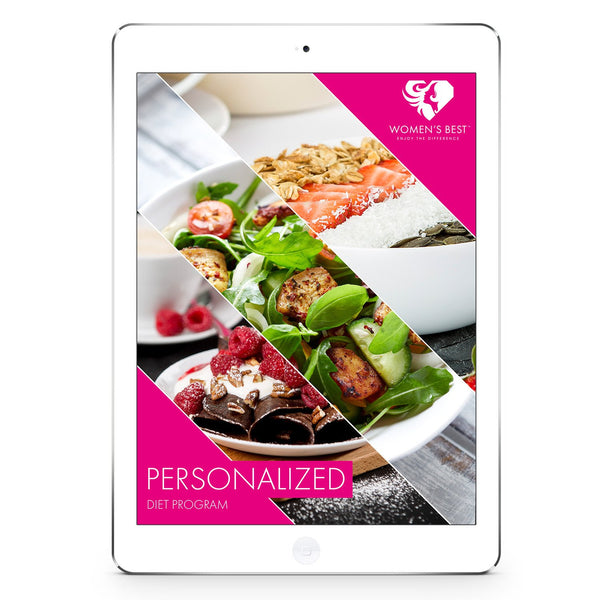 Personalized Diet Program - WOMEN'S BEST