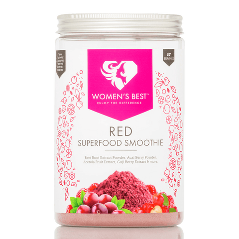 Red Superfood Smoothie