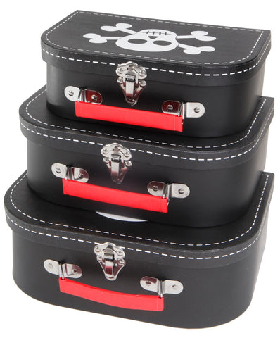 Set of 3 Suitcases - Pirate