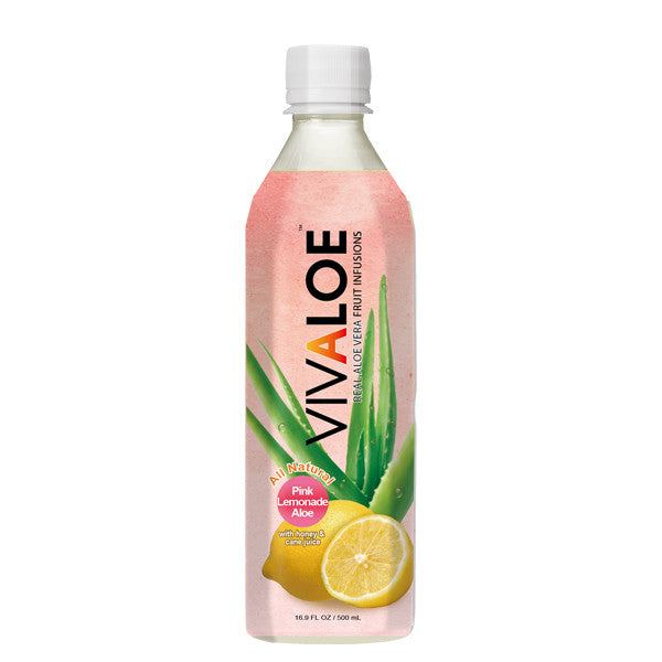 Vivaloe Pink Lemonade Ml 500