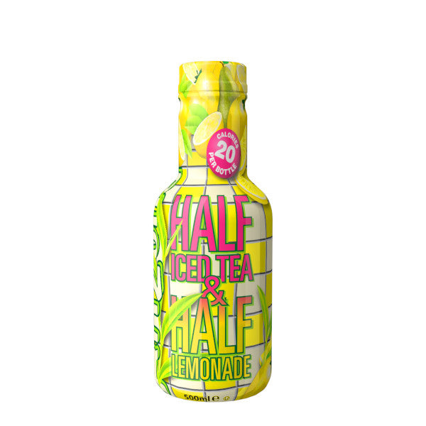 Arizona Half & Half Tea 500ml Pet