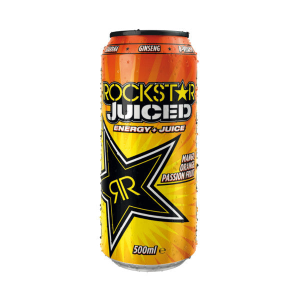 ROCKSTAR JUICED ENERGY DRINK 500ML