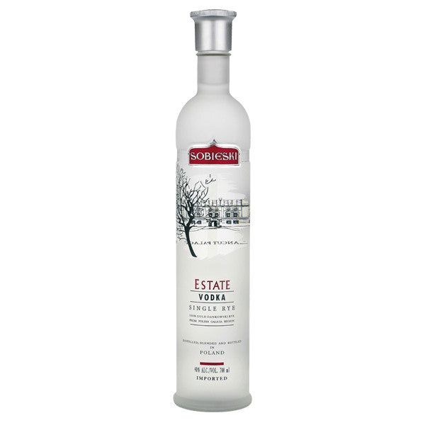 Vodka Sobieski Estate 40° Cl.70 6/1 Astucciato