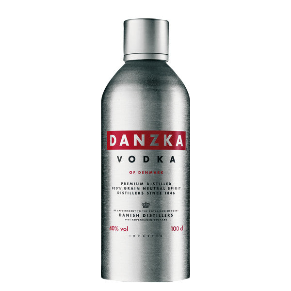 Vodka Danzka Standard 40° Cl.100 12/1