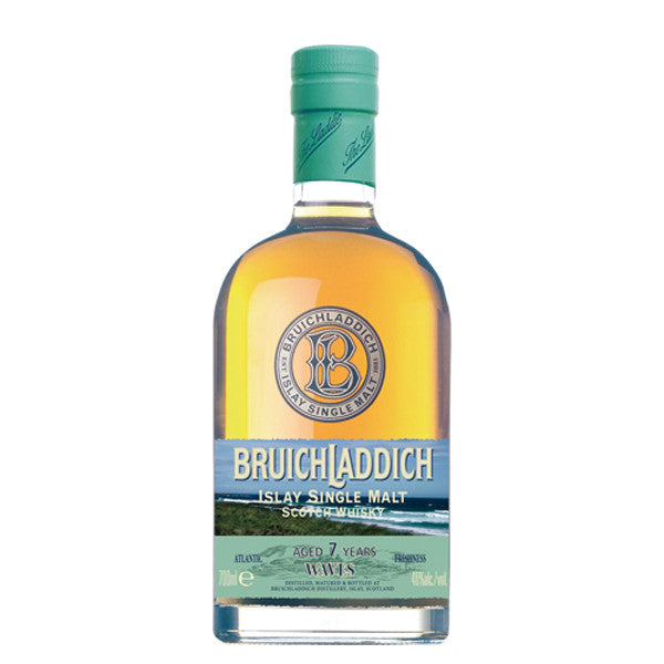 Bruichladdich Waves 7 Y.O. 46° Cl.70 6/1 Ast.