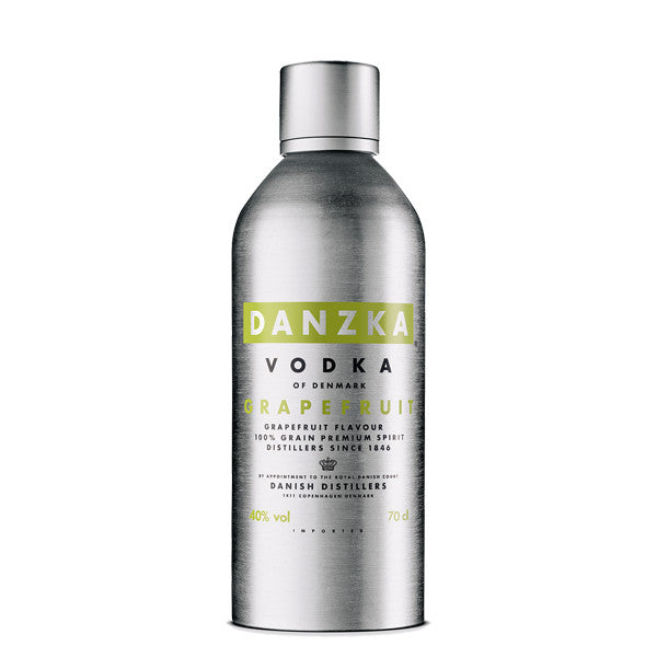 Vodka Danzka Grapefruit 40° Cl.70 6/1