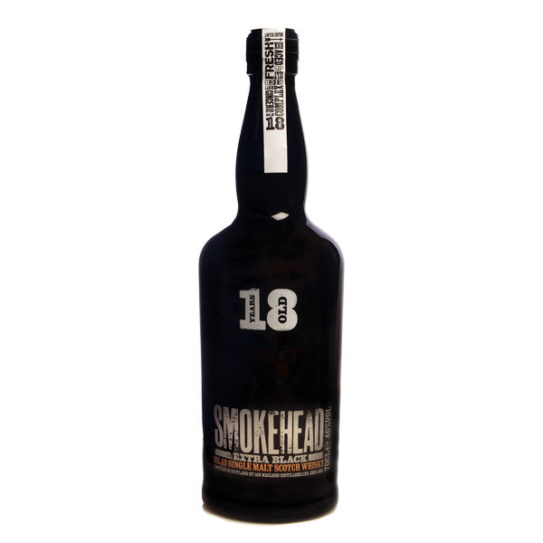 Smokehead Single Malt Extra Black 18 Yo 46° Cl 70 6/1