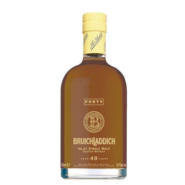 Bruichladdich 40 Year Old 43,1° Cl.70